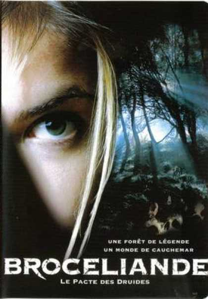 French DVDs - Broceliande