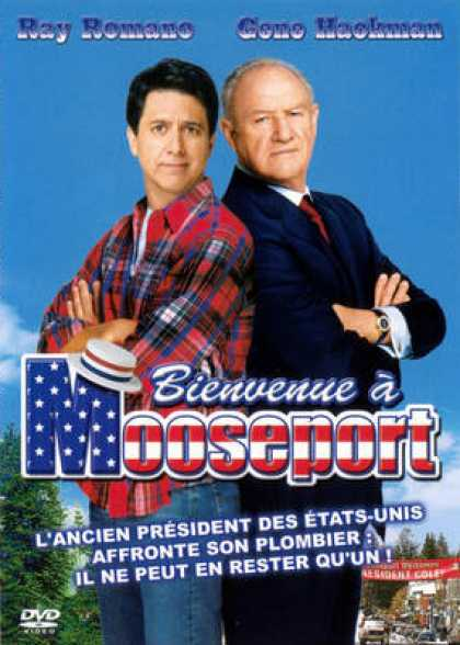 French DVDs - Welcome In Mooseport