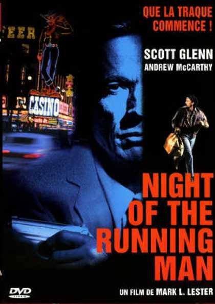 French DVDs - Night Of The Running Man