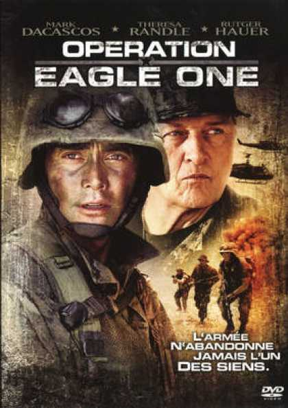 French DVDs - Operation Eagle One