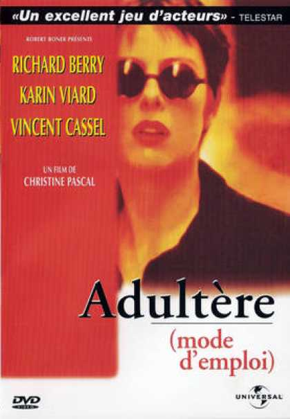 French DVDs - Adultere