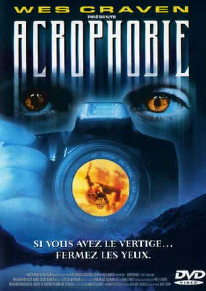 French DVDs - Acrophobie