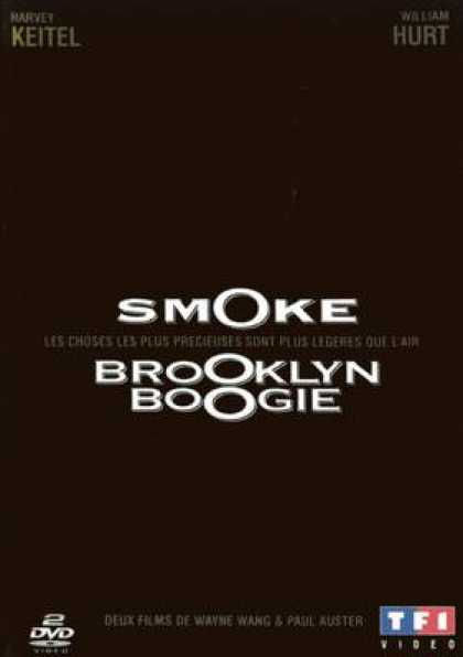 French DVDs - Smoke/Brooklyn Boogie