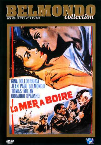French DVDs - La Mer A Boire