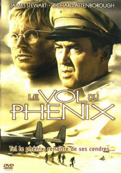 French DVDs - Flight Of The Phoenix
