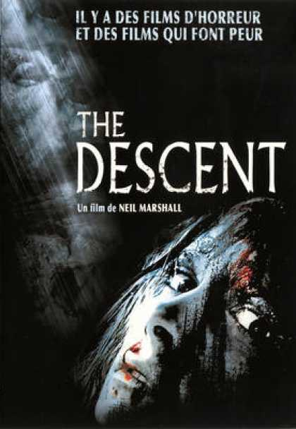 French DVDs - The Descent