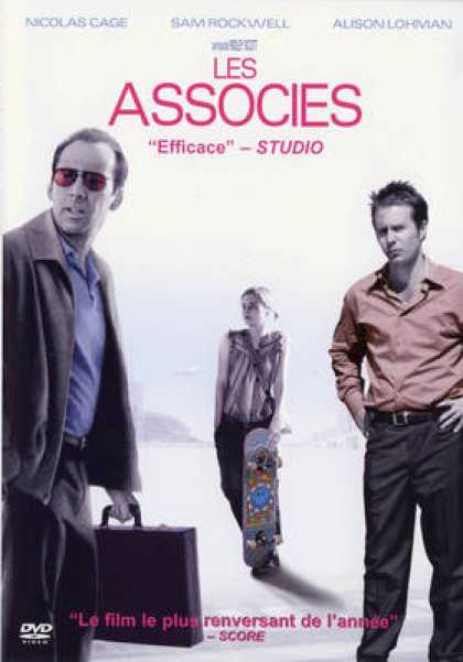 French DVDs - Matchstick Men