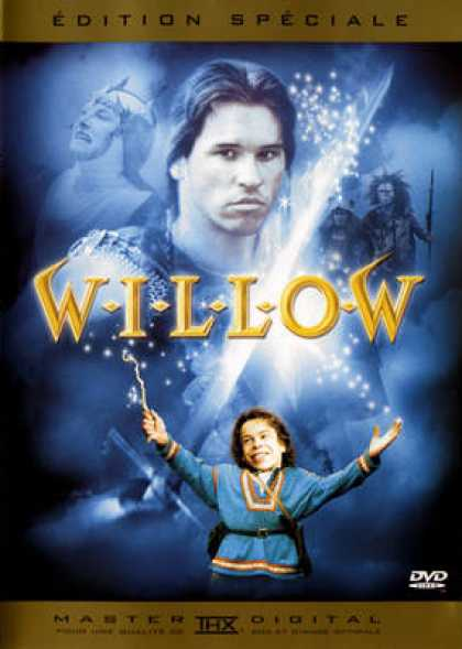 French DVDs - Willow
