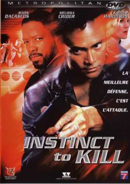 French DVDs - Instinct To Kill