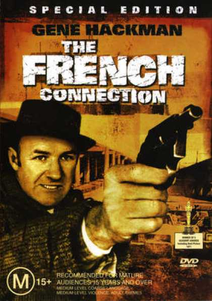 French DVDs - The French Connection
