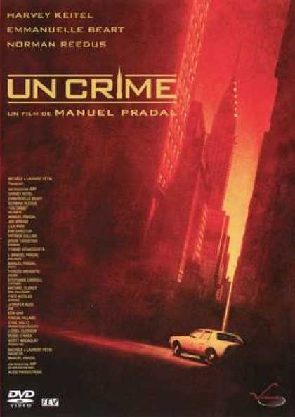 French DVDs - Un Crime