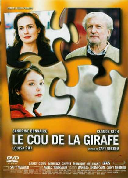 French DVDs - The Giraffes Neck