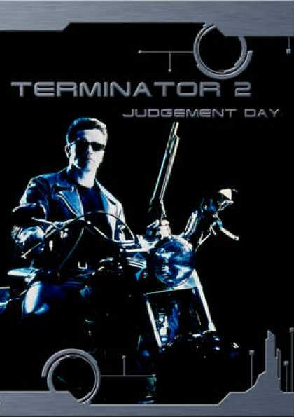 French DVDs - Terminator 2