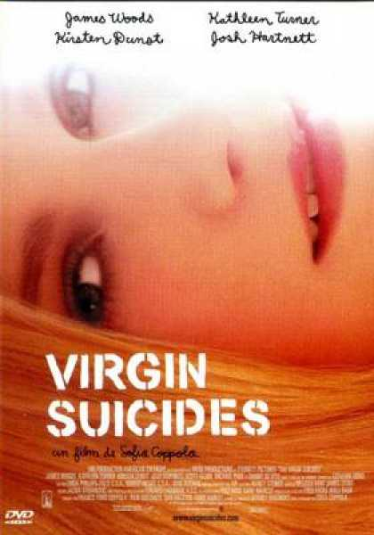 French DVDs - The Virgin Suicides