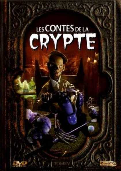 French DVDs - Tales From The Crypt Vol 5