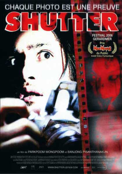 French DVDs - Shutter