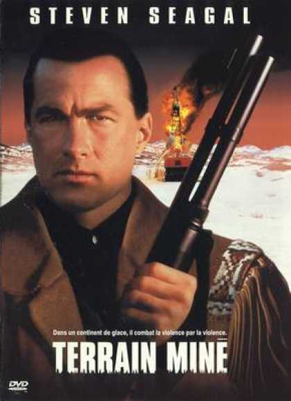 French DVDs - On Deadly Ground