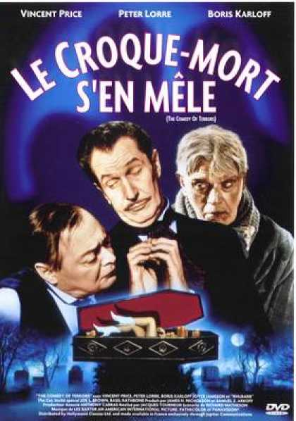 French DVDs - Le Croque - Mort Sen Mele