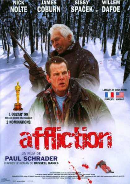 French DVDs - Affliction