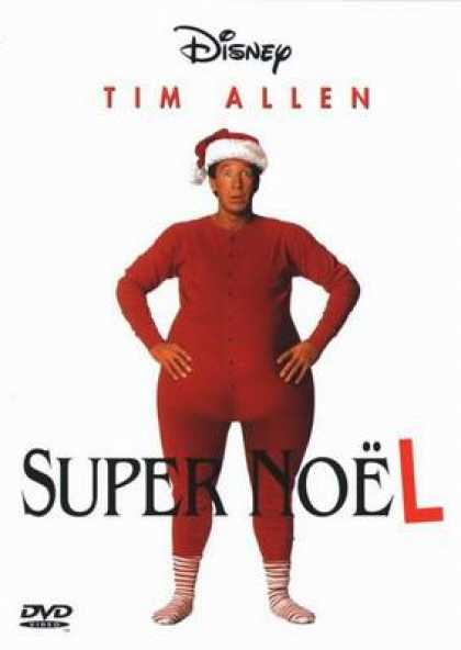 French DVDs - Super Noel