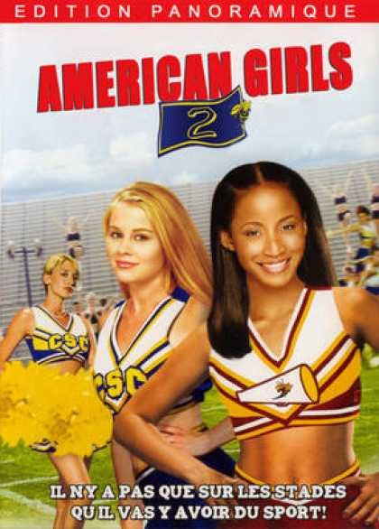 French DVDs - American Girls 2