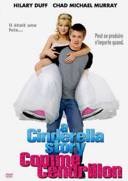 French DVDs - A Cinderlla Story