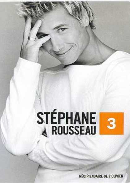 French DVDs - Stephane Rousseau 3
