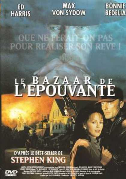 French DVDs - Bazaar De L'épouvante