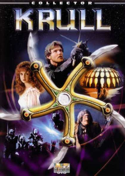 French DVDs - Krull