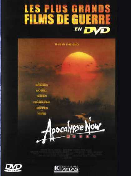 French DVDs - Apocalypse Now Redux
