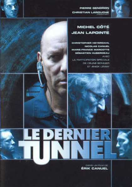 French DVDs - Le Dernier Tunnel