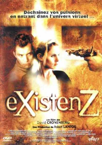 French DVDs - Existenz