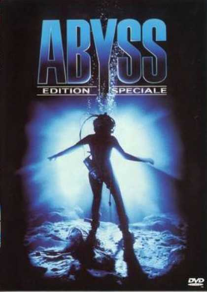 French DVDs - Abyss Special