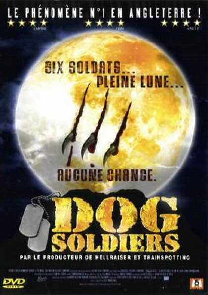 French DVDs - Dog Soldiers