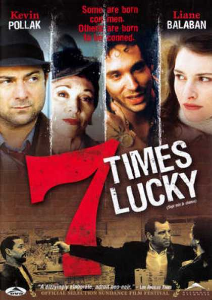 French DVDs - 7 Times Lucky