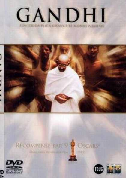 French DVDs - Gandhi