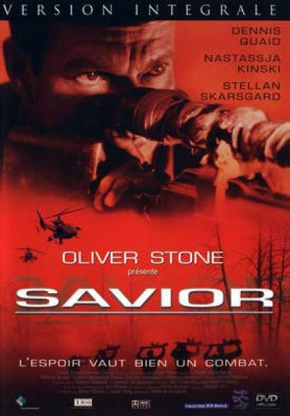 French DVDs - Savior