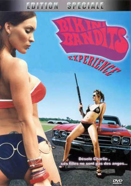 French DVDs - Bikini Bandits Experience