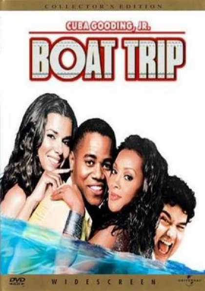 French DVDs - Boat Trip
