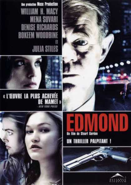 French DVDs - Edmond