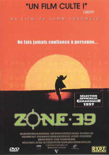 French DVDs - Zone 39