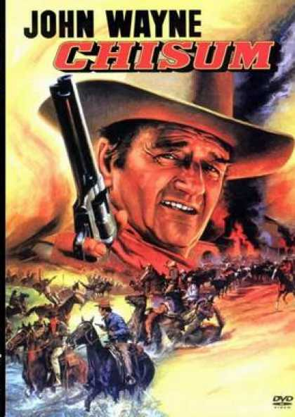 French DVDs - Chisum