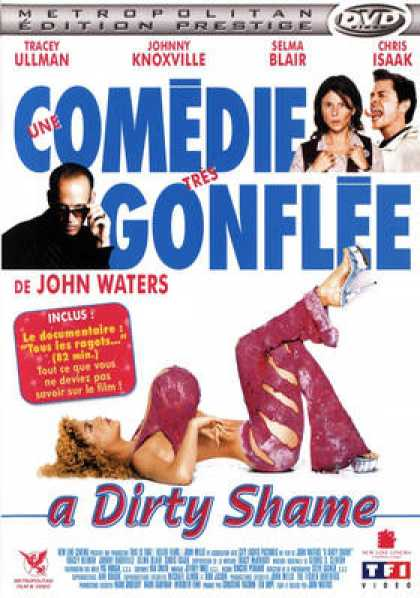French DVDs - A Dirty Shame