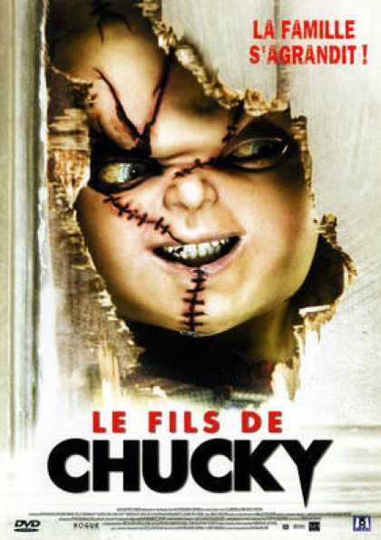 French DVDs - Le Fils De Chucky