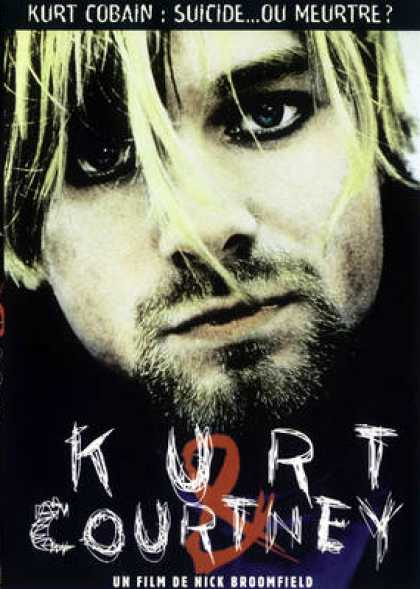 French DVDs - Kurt And Courtney