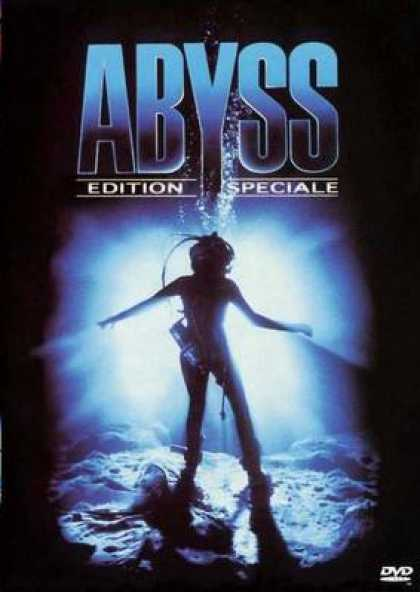 French DVDs - The Abyss Special