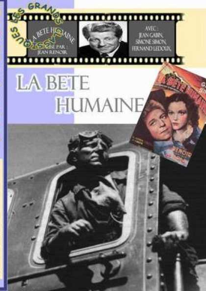 French DVDs - The Human Beast