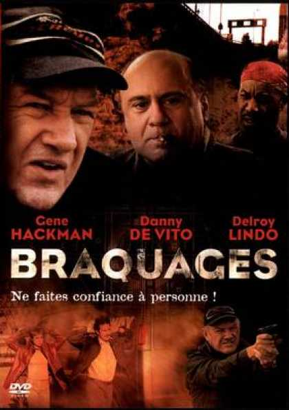 French DVDs - Braquages