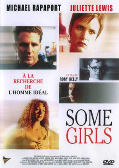 French DVDs - Some Girls