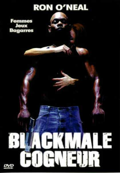 French DVDs - Blackmale Cogneur